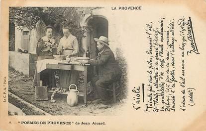 "CPA FRANCE 13 ""série la Provence, L'Aïoli"" / FOLKLORE / JEAN AICARD"