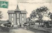 """43 Haute Loire CPA FRANCE 43 """" Près de la Chaise Dieu, Le Chalet de Chelles"""""""