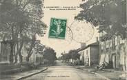 "43 Haute Loire CPA FRANCE 43 "" La Chaise Dieu, Avenue de la Gare"""