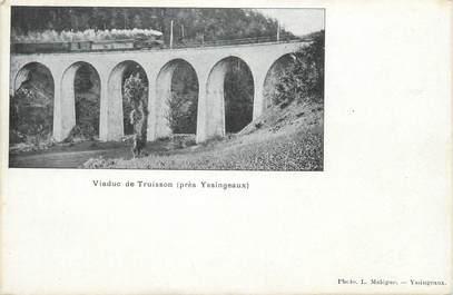 """CPA FRANCE 43 """" Près de Yssingeaux, Le Viaduc de Truisson"""""""