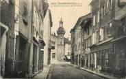 "43 Haute Loire CPA FRANCE 43 "" Yssingeaux, La Rue du Colonel de Turenne"""