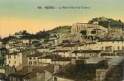 """83 Var CPA FRANCE 83 """"Hyères, La vieille ville et le château"""""""