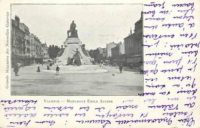 "CPA FRANCE 26 ""Valence, Monument Emile Augier"" / Ed. J. Céas & Fils"