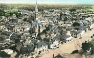 """35 Ille Et Vilaine CPSM FRANCE 35 """" La Guerche de Bretagne, Champ de Foire"""""""