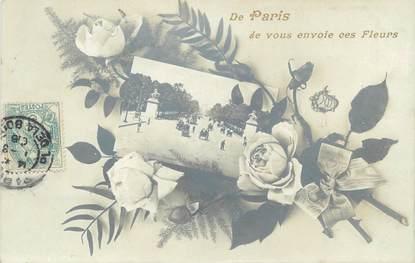 """CPA FRANCE 75 """"Vue de Paris"""""""