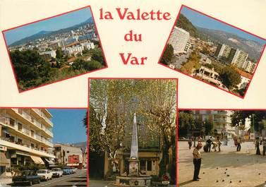 """CPSM FRANCE 83 """" La Valette du Var, Vues"""""""
