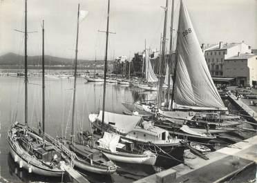 """CPSM FRANCE 83 """"St Tropez, Le port"""""""