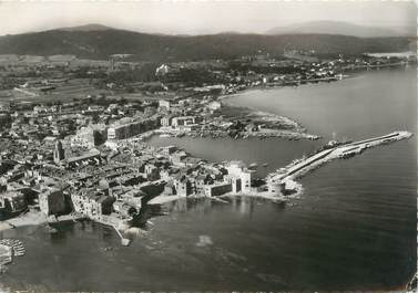 """CPSM FRANCE 83 """"St Tropez, Vue générale sur le port"""""""