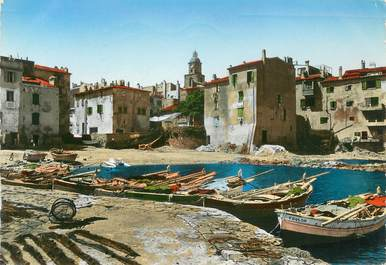 """CPSM FRANCE 83 """"St Tropez, Le port des pêcheurs"""""""