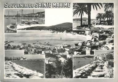 """CPSM FRANCE 83 """" Ste Maxime sur Mer, Vues"""""""