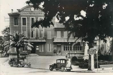 """CPSM FRANCE 83 """" St Cyr Sur Mer La Madrague, L'Hôtel de Ville"""""""