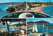 """83 Var CPSM FRANCE 83 """" St Cyr Sur Mer - Les Lecques, Vues"""""""