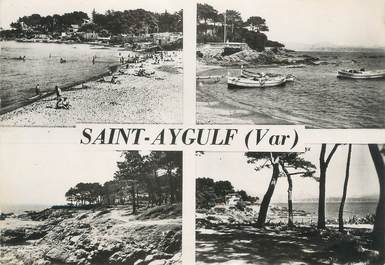 """CPSM FRANCE 83 """" St Aygulf, Vues"""""""