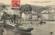"66 PyrÉnÉe Orientale / CPA FRANCE 66 ""Port Vendres, arrivée de la Medjerda d'Oran"""