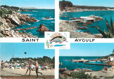 "CPSM FRANCE 83 "" St Aygulf, Vues"""