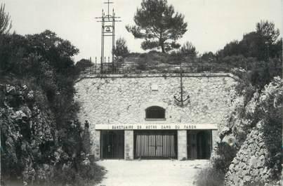 """CPSM FRANCE 83 """" Toulon, Chapelle Notre Dame du Faron"""""""