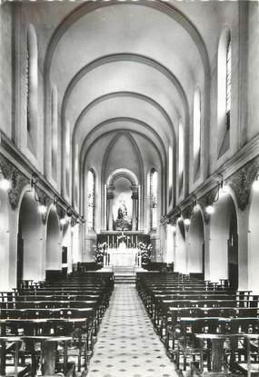 """CPSM FRANCE 83 """" Toulon, L'église de la Loubière"""""""