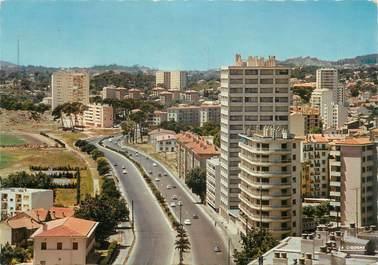 """CPSM FRANCE 83 """" Toulon, Les gratte ciel de l'autoroute de l'ouest"""""""