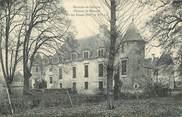 """18 Cher / CPA FRANCE 18 """"Environs de Sancerre, château de Boucard, vu des fossés"""""""