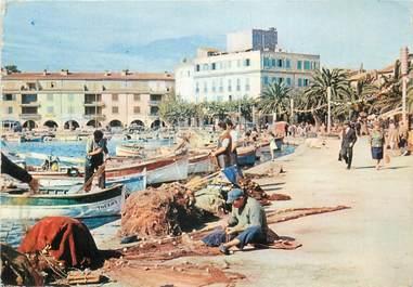 """CPSM FRANCE 83 """" Sanary sur Mer, Le port"""""""