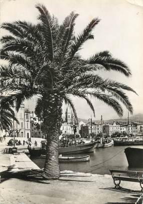 """CPSM FRANCE 83 """" Sanary sur Mer, Un coin du port"""""""