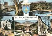 "83 Var CPSM FRANCE 83 "" La Roquebrussanne, Vues"""