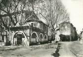"""83 Var CPSM FRANCE 83 """" La Roquebrussanne, L'Hôtel de la Loube et la Grand Rue"""""""