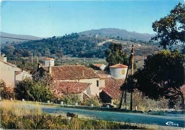 """CPSM FRANCE 83 """" Plan de la Tour, Le Hameau de Vallaury"""""""
