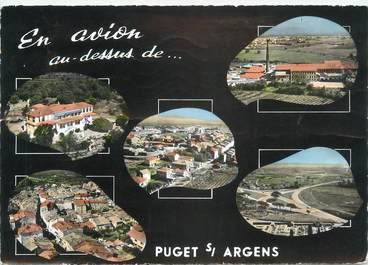 """CPSM FRANCE 83 """" Puget sur Argens, Vues"""""""