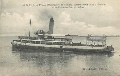 """CPA FRANCE 44 """" St Brévin les Pins, Le St Christophe"""""""