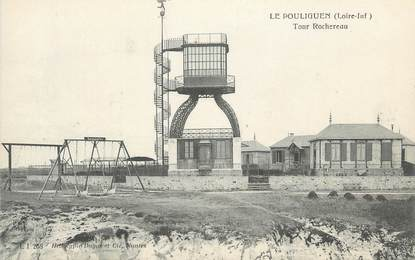 """CPA FRANCE 44 """" Le Pouliguen, La Tour Rochereau"""""""