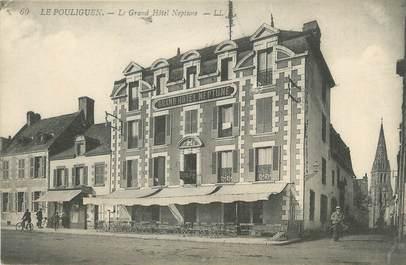 """CPA FRANCE 44 """" Le Pouliguen, Le Grand Hôtel Neptune"""""""