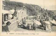 "44 Loire Atlantique CPA FRANCE 44 "" Pornic, Le Casino de Gourmalon, la plage"""