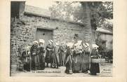 "44 Loire Atlantique CPA FRANCE 44 ""Chapelle des Marais, Anciens costumes"" / FOLKLORE"