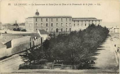 """CPA FRANCE 44 """"Le Croisic, Sanatorium de Saint Jean de Dieu"""""""