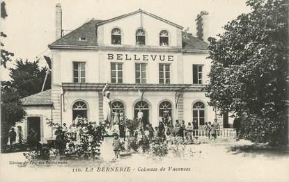 "CPA FRANCE 44 ""La Bernerie , La colonie de vacances"""