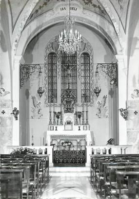 """CPSM FRANCE 06 """" Aspremont, Eglise et Claustre du XVIème siècle"""""""