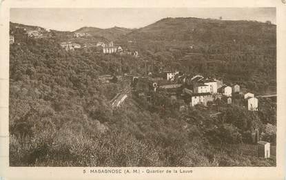 """CPA FRANCE 06 """" Magagnosc, Quartier de la Lauve"""""""