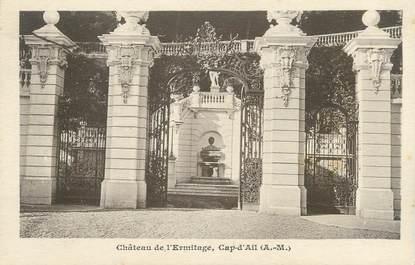 """CPA FRANCE 06 """" Cap d'Ail, Château de l'Ermitage"""""""