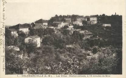"""CPA FRANCE 06 """"Colomars Ville, Les villas"""""""