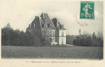"CPA FRANCE 69 "" Meyzieu, Château Vachon """