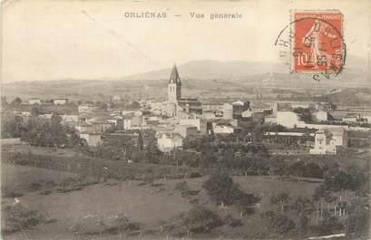 """CPA FRANCE 69 """"Orliénas, Vue générale"""""""