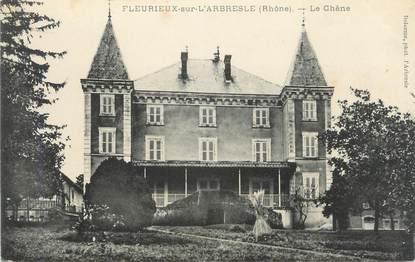 """CPA FRANCE 69 """" Fleurieux sur L'Arbresle, Le chêne"""""""