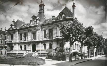 "CPSM FRANCE 69 ""Oullins, La Mairie"""