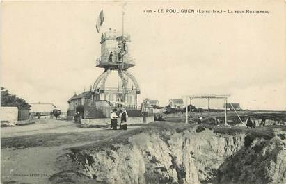 """CPA FRANCE 44 """"Le Pouliguen, La Tour Rochereau"""""""
