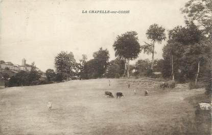 """CPA FRANCE 69 """" La Chapelle sur Coise"""""""