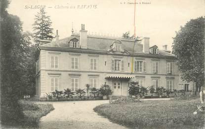 """CPA FRANCE 69 """" St Lager, Le Château de Ravatis"""""""