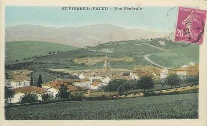 """CPA FRANCE 69 """"St Pierre la Palud, Vue générale"""""""