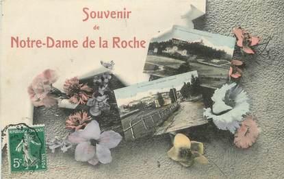 """CPA FRANCE 69 """"Notre Dame de la Roche, Vues"""""""