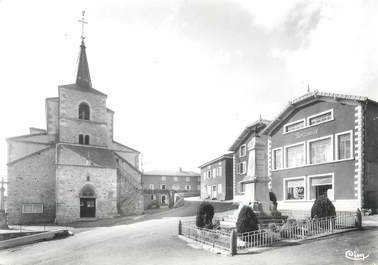 """CPSM FRANCE 69 """"St Igny de Vers, La place"""""""